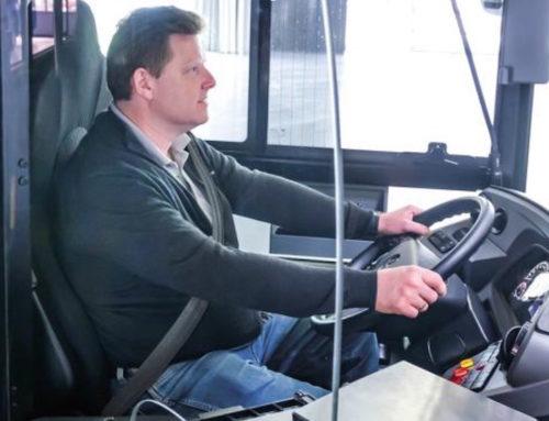 Mercedes-Benz Citaro: soluzione di retrofit per la porta di separazione conducente