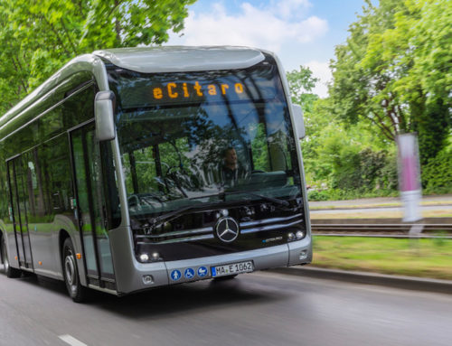 Un autobus urbano high-tech per SWEG
