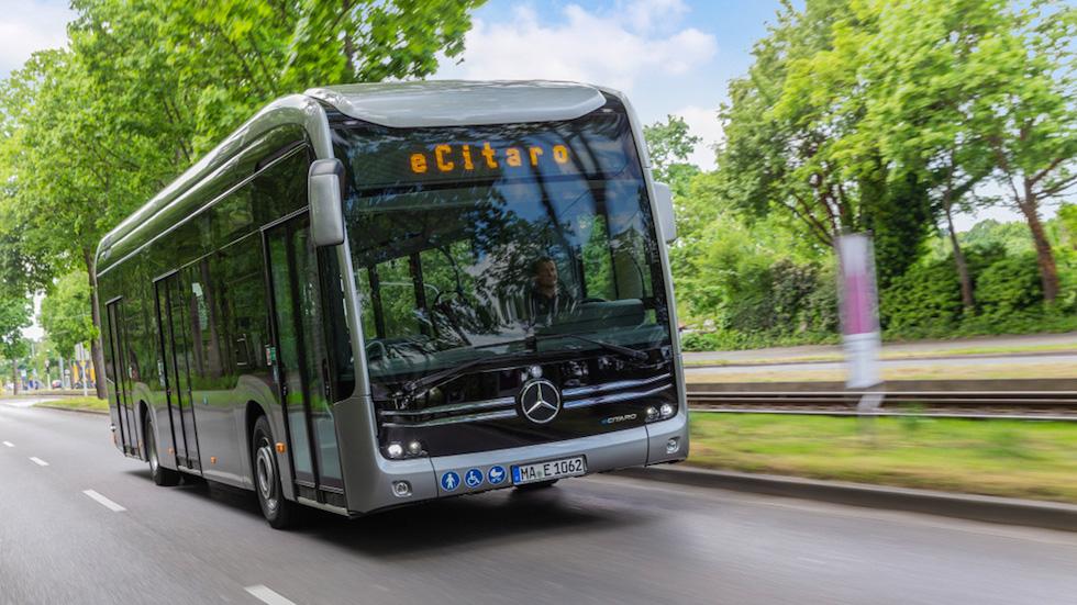 eCitaro Mercedes-Benz per SWEG