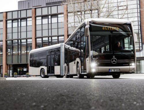 Arriva eCitaro G Mercedes-Benz