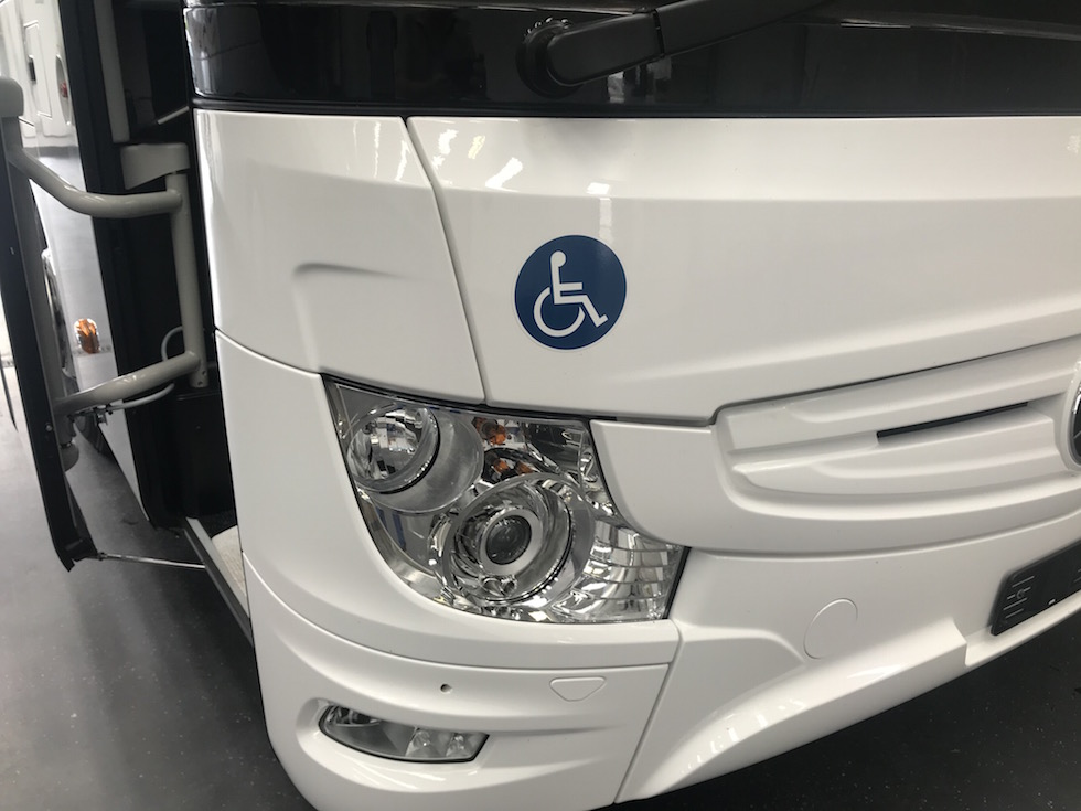 Consegna Mercedes-Benz 2020 a TIL