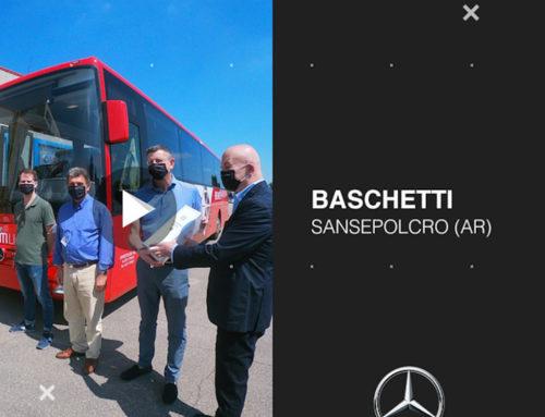 Nuova consegna: BASCHETTI (video)
