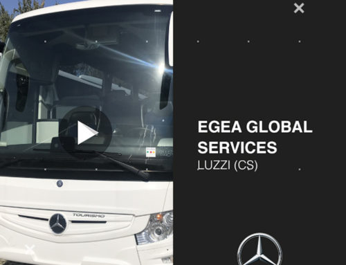 Nuova consegna: EGEA GLOBAL SERVICES (video)