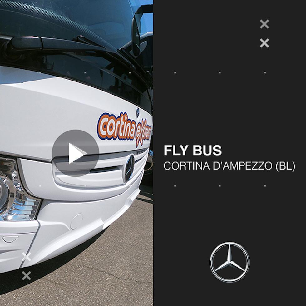 Consegna Mercedes-Benz 2020 a Fly Bus