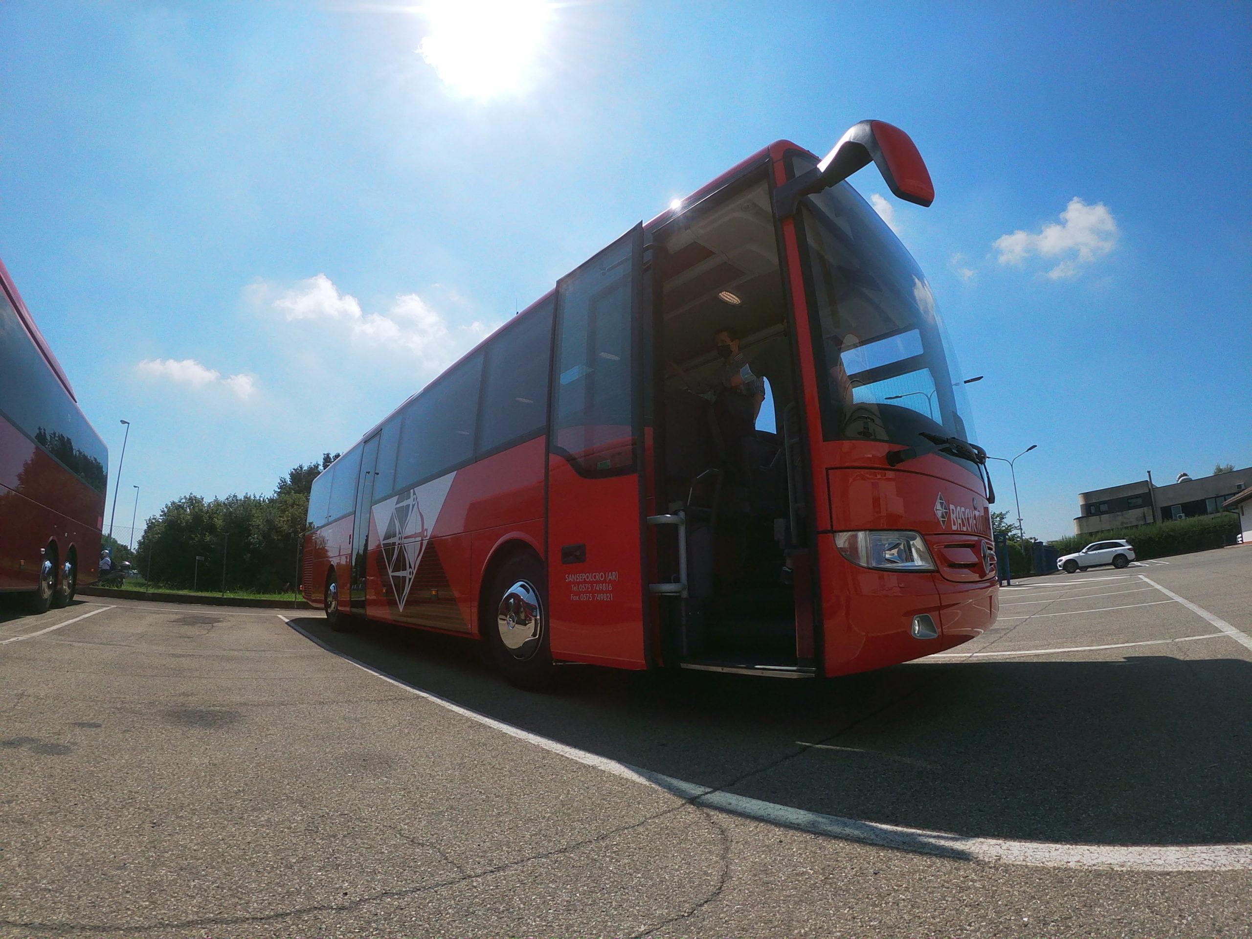 Consegna Mercedes-Benz 2020 a Baschetti