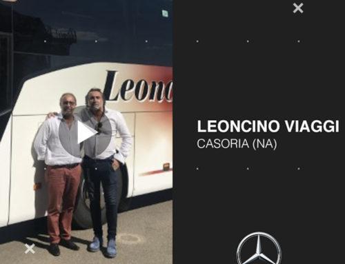 Nuova consegna: LEONCINO VIAGGI (video)