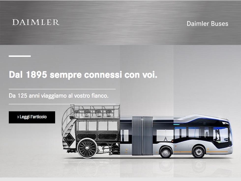 Nuova Newsletter Daimler Buses