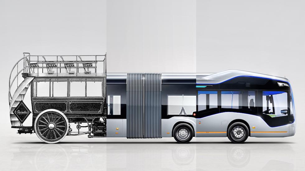 125 anni di aiutobus Daimler