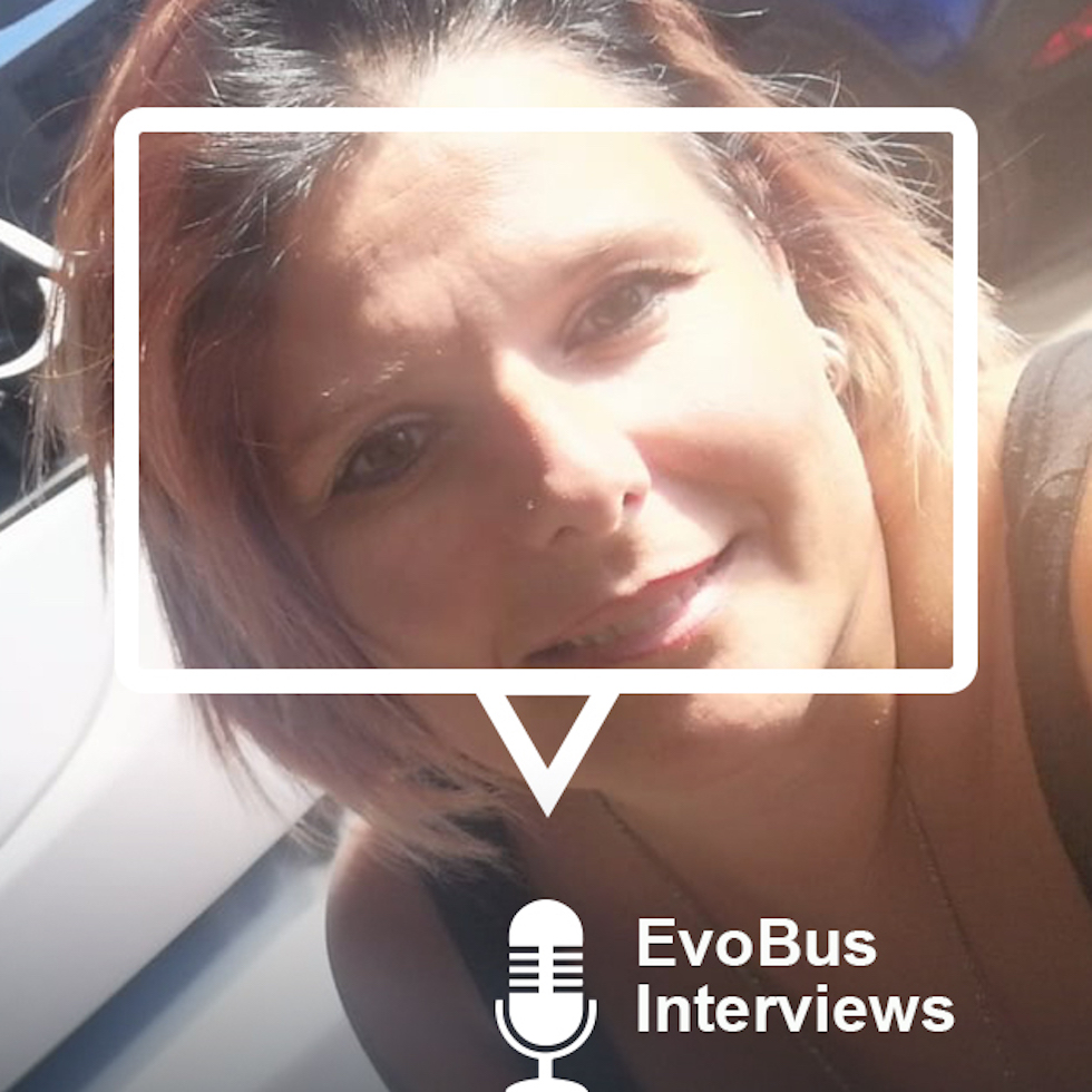 Deborah Cinelli interviste al femminile EvoBus