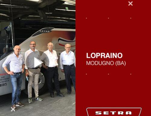 Nuova Consegna: LOPRAINO (Video)