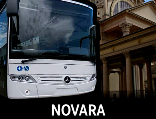 A Novara si viaggia in Mercedes