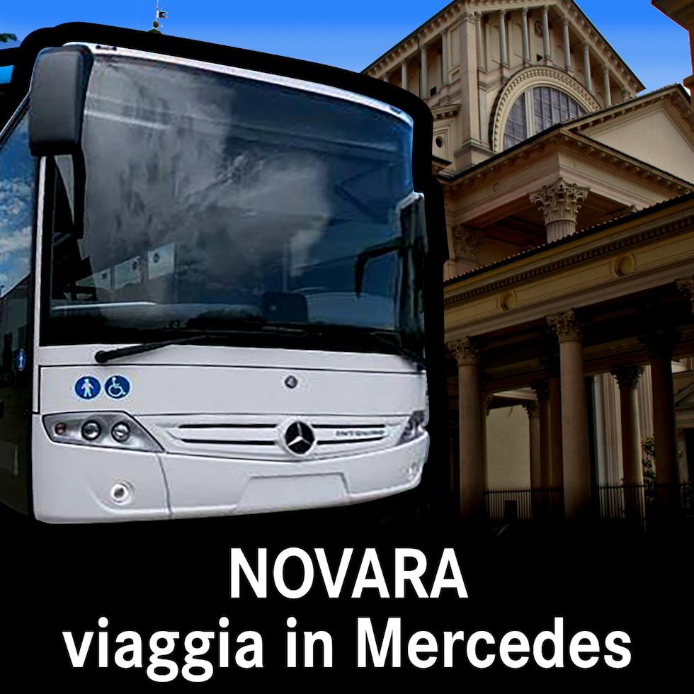 A Novara si Viaggia in Mercedes 2020
