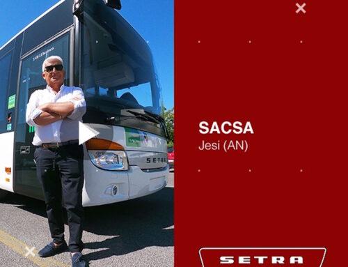 Nuova Consegna: SACSA (Video)