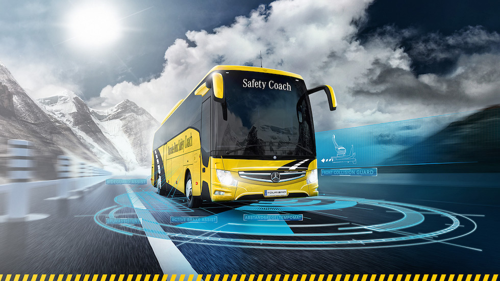ABA 5 sicurezza Daimler Buses