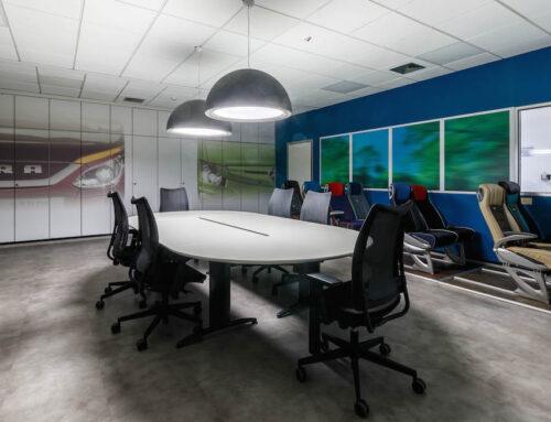 """Nuova sala configurazioni: """"spazio"""" alle idee."""