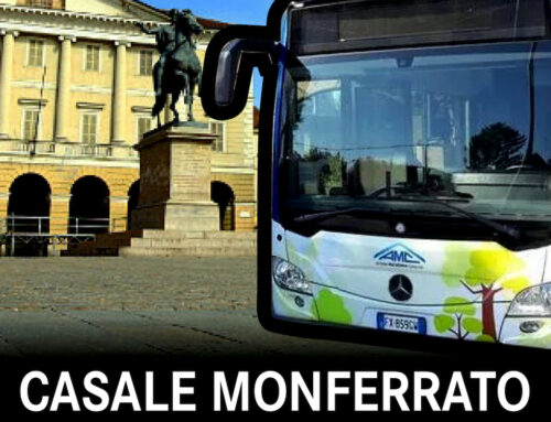 A Casale si viaggia in Mercedes