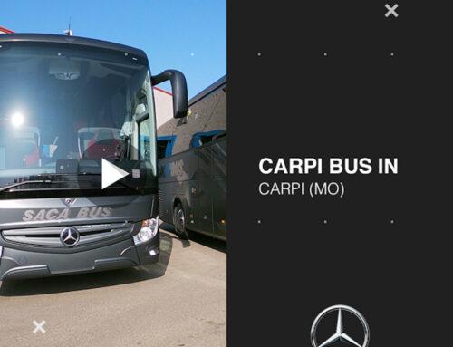 Nuova consegna: CARPI BUS IN (video)