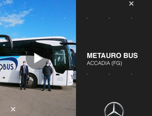 Nuova consegna: METAURO BUS (video)