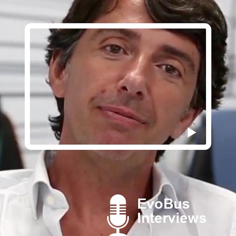 Intervista Marco Di Nocera area Manager EvoBus