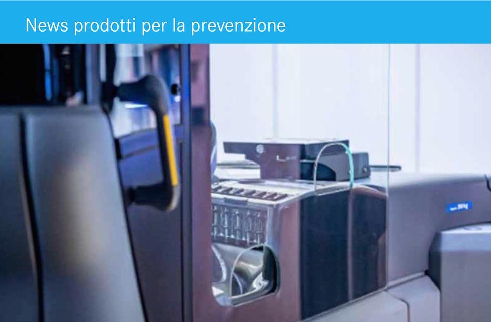 Soluzioni sicurezza e prevenzione anti-covid
