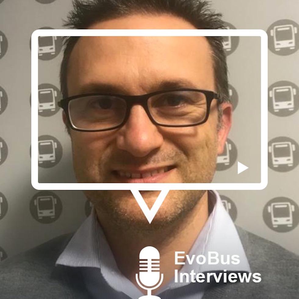 Intervista a Riccardo Foroni, OMNIplus Busworld Home Bressanone