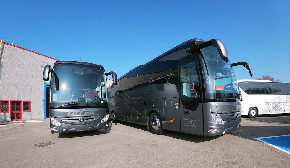 Consegna Mercedes-Benz 2020 a Carpi Bus IN