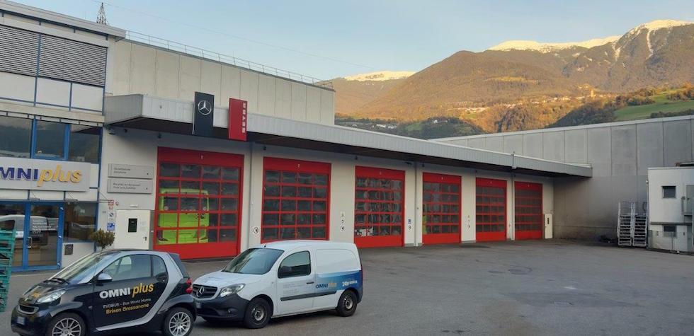 OMNIplus Busworld Home Bressanone
