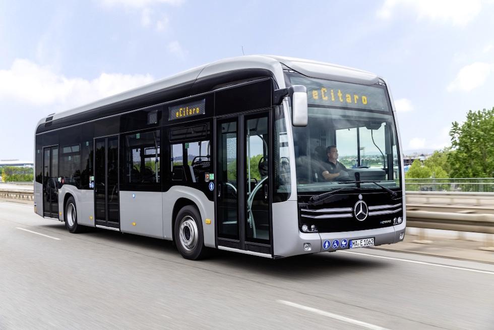 Mercedes-Benz eCitaro a Brema