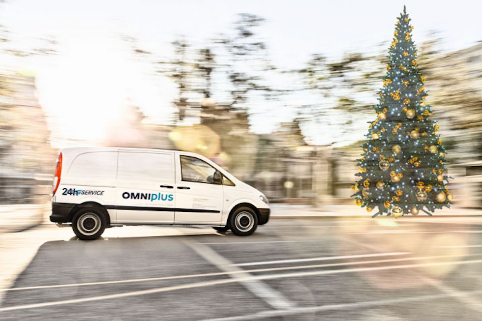 Service H24 OMNIplus Natale 2020
