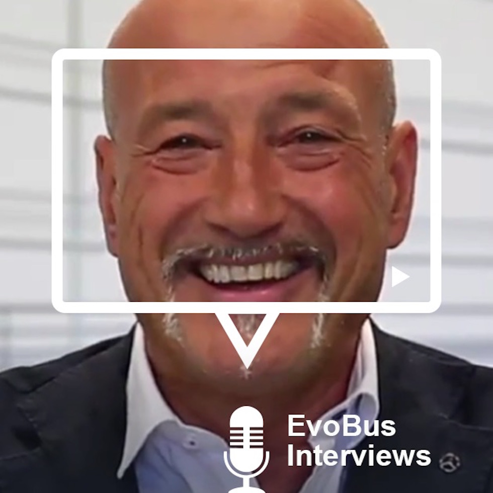 Intervista Ivan Zanirato Area Manager EvoBus