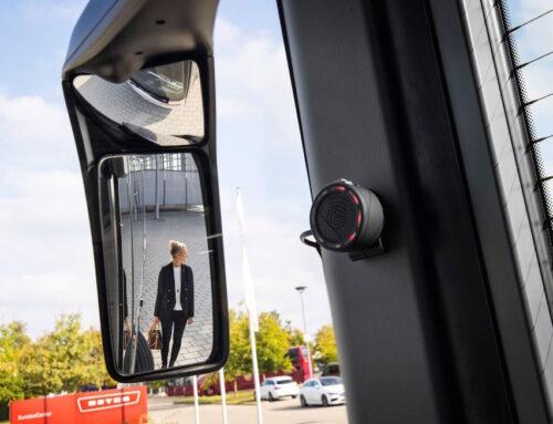 Retrofit di successo: oltre 250 autobus montano Sideguard Assist