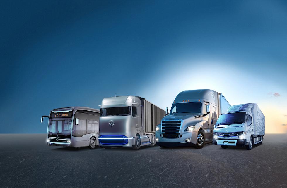 Daimler Trucks Buses
