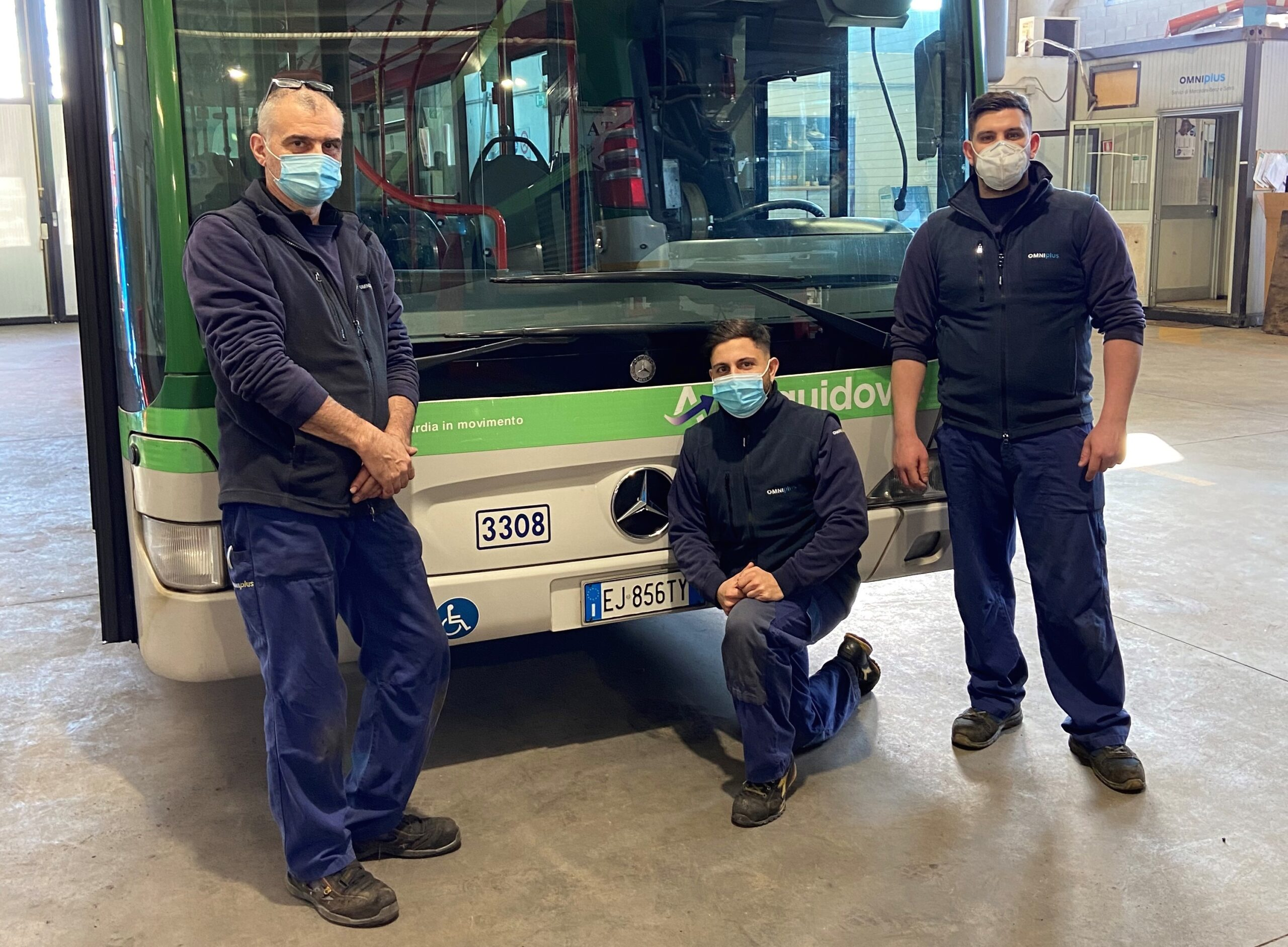 Team OMNIplus deposito Lacchiarella
