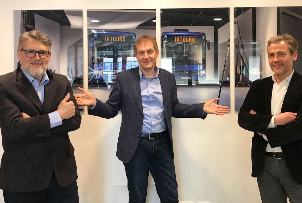 Cambio alla direzione OMNIplus After Sales EvoBus Italia