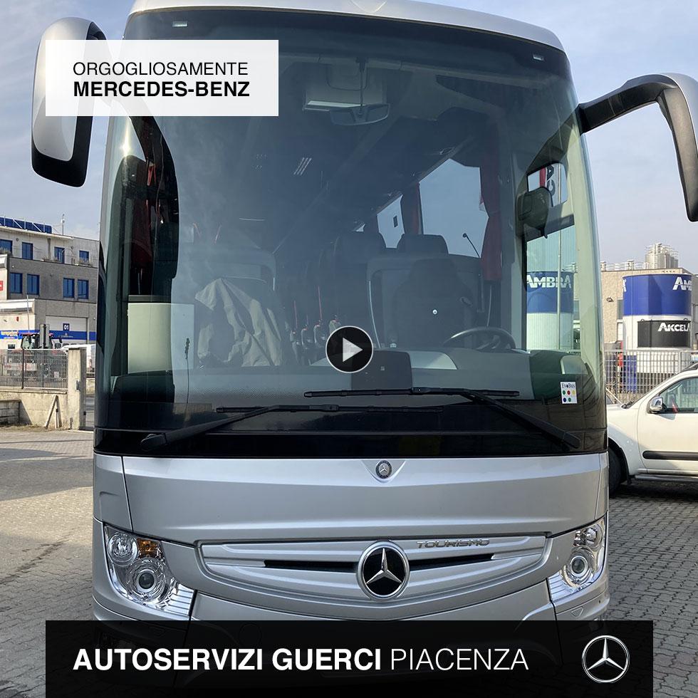 Consegna Mercedes-Benz 2020 a Guerci