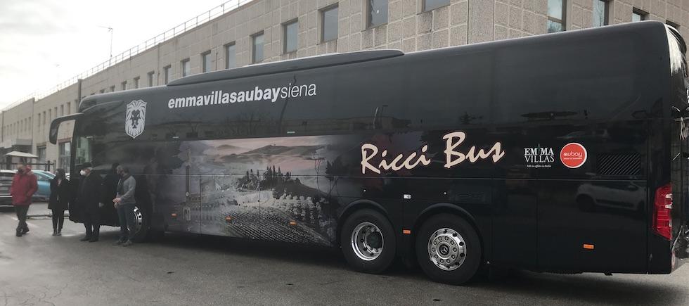 Consegna Mercedes-Benz 2020 a Ricci