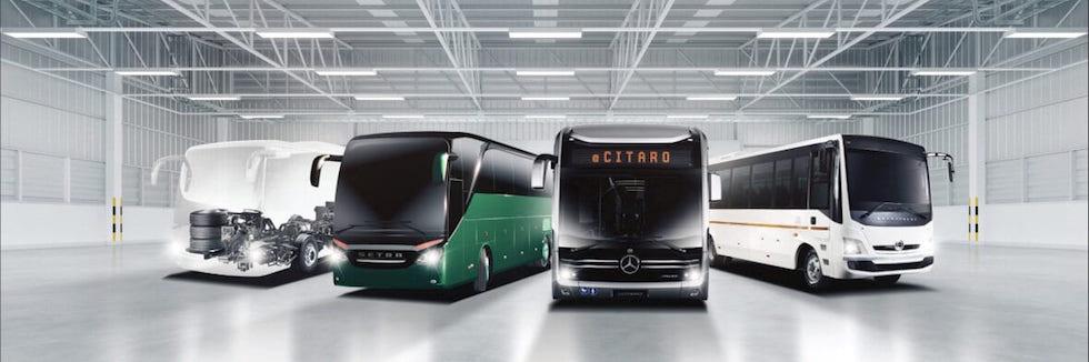 Daimler Buses 2020
