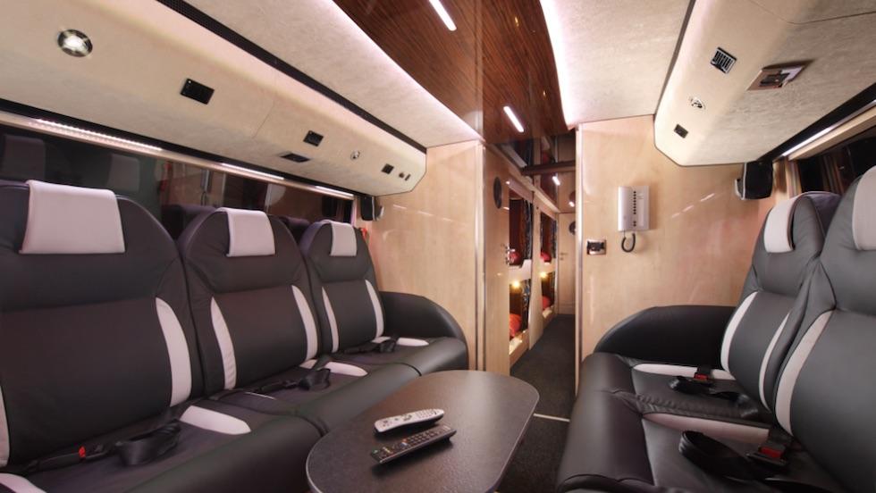 Setra Nightliner per tour Bus