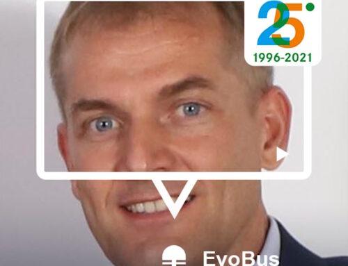 25 anni EvoBus Italia: Intervista a Heinz Friedrich, CEO