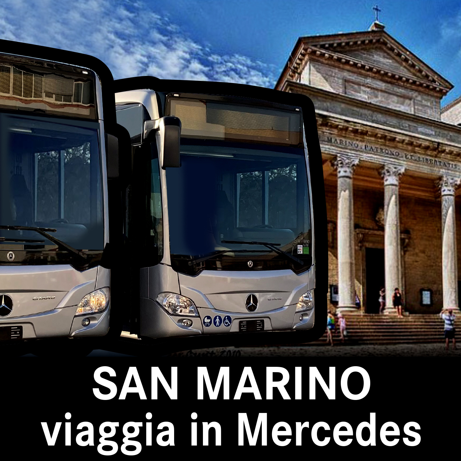 A San Marino si viaggia in Mercedes 2021