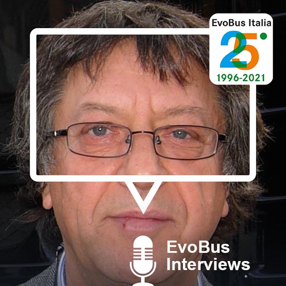 25 anni EvoBus Italia, intervista a Paolo Altieri