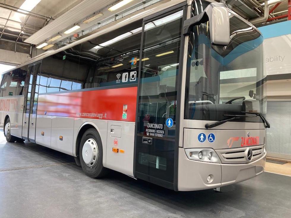 Consegna Mercedes-Benz 2021 a Zanconato