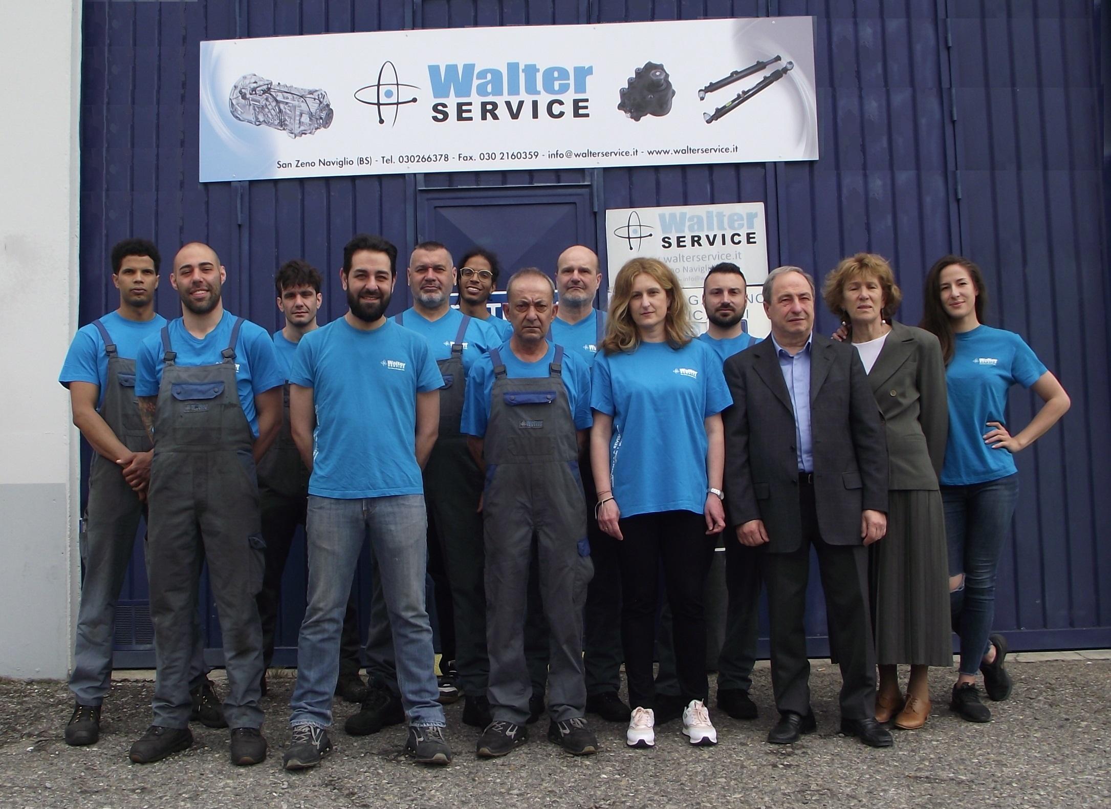 Team Walter Service SPA OMNIplus