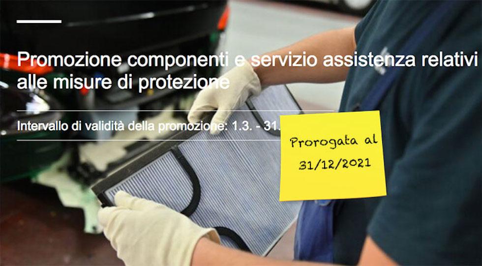 Proroga promozione OMNIplus misure di protezione