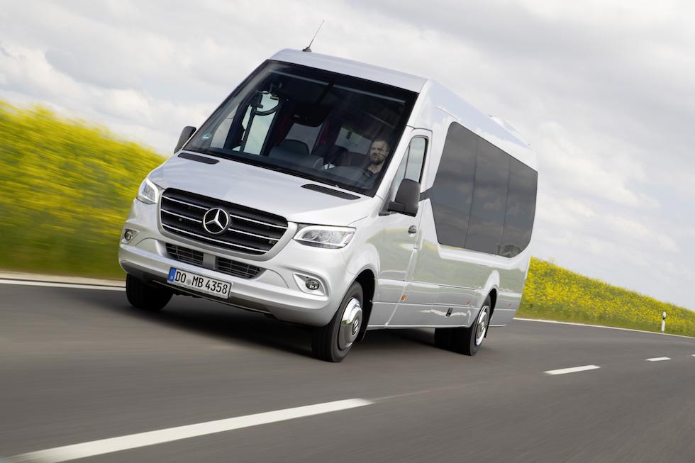 Mercedes-Benz Sprinter Travel 75