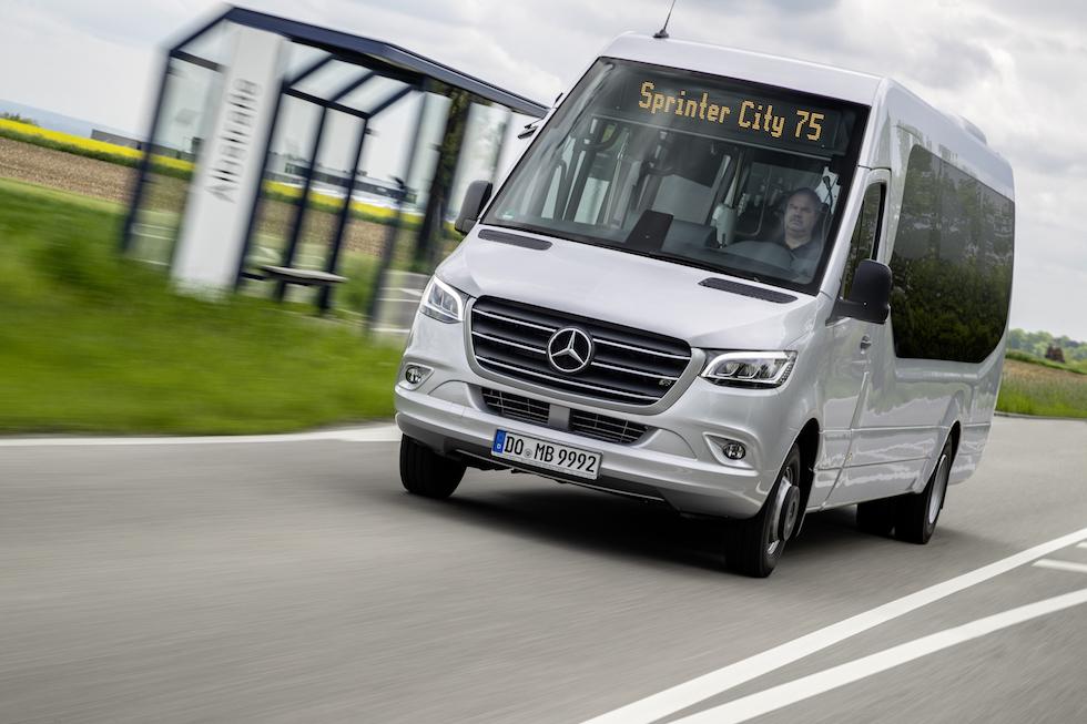 Mercedes-Benz Sprinter City 75