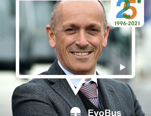 25 anni EvoBus Italia: Intervista a Matteo Ferrari