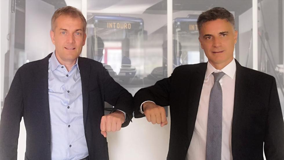 Passaggio di testimone: Stefano Giordani nuovo CEO EvoBus Italia