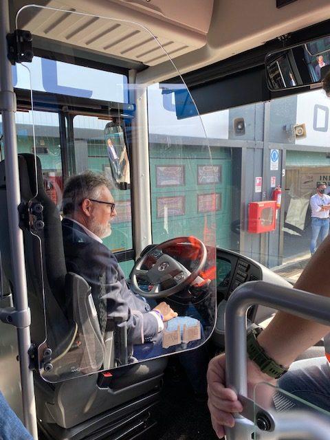 Paride Bonvini a IBE Driving Experience