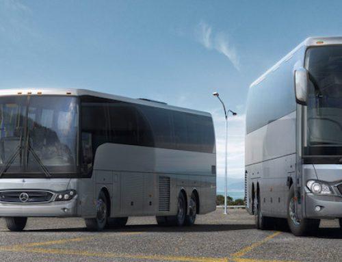 Anteprima Mercedes-Benz Tourrider – l'autobus da turismo su misura per il Nordamerica